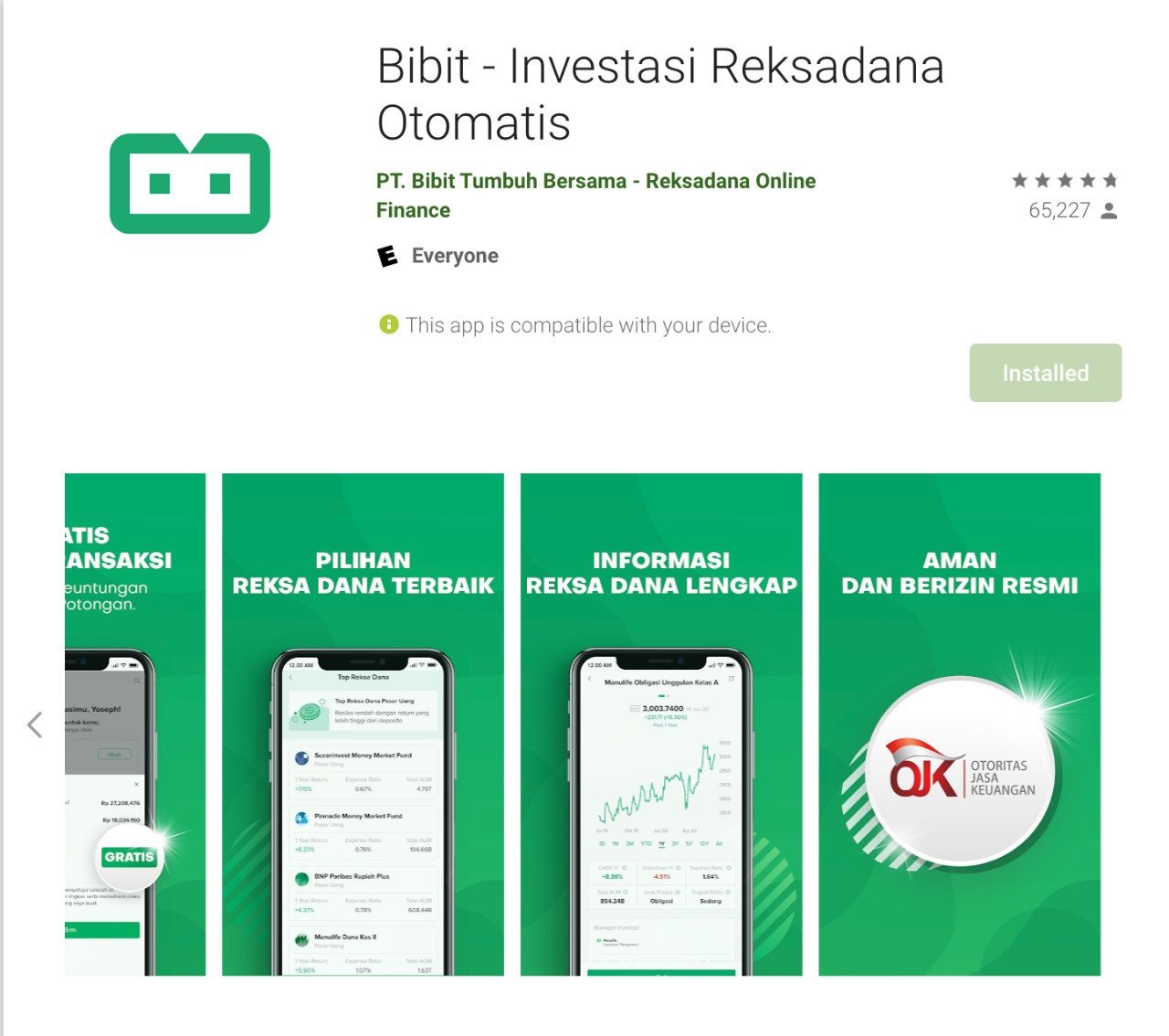 Investment app Bibit secures $30m in new funding