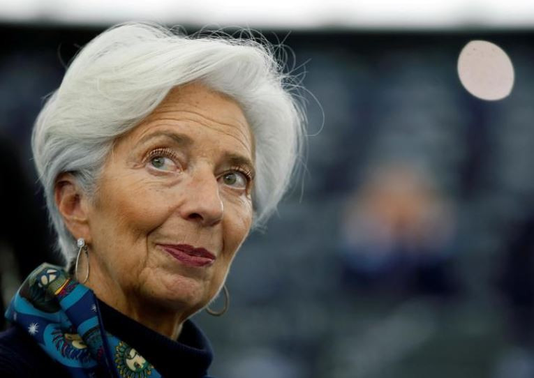 ECB's Lagarde sticks to upbeat outlook in face of fresh lockdowns