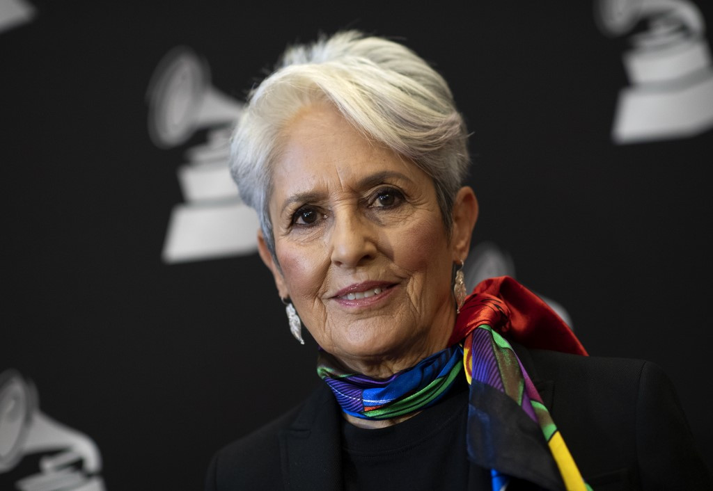 Kennedy Center arts awards to honor Joan Baez