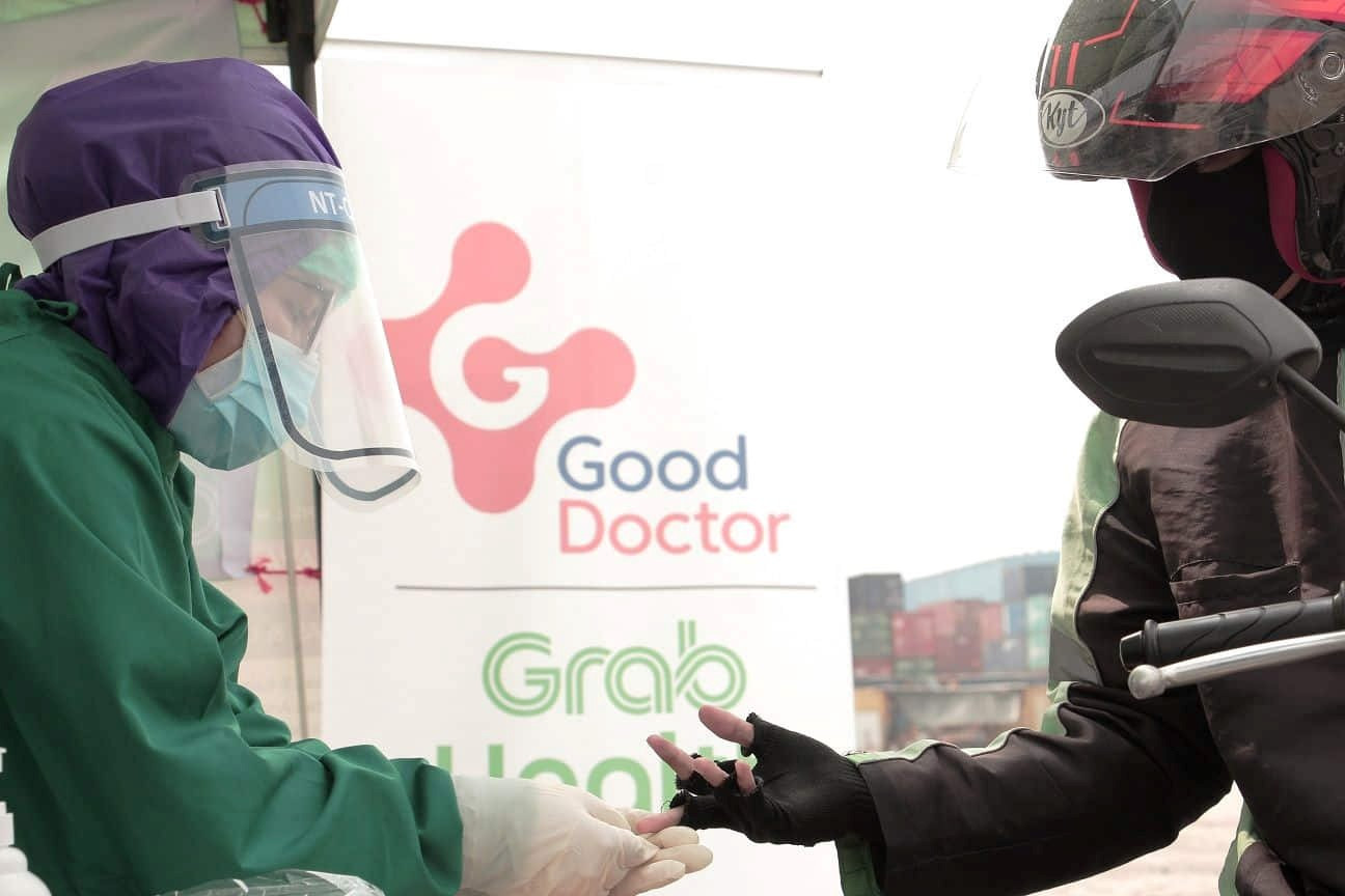 Grab commits to support Indonesia's COVID-19 vaccination race