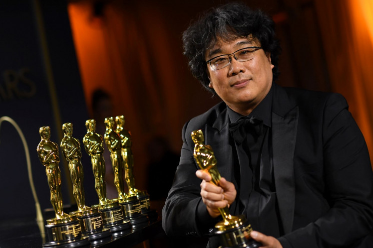 'Parasite' director to head Venice film festival jury