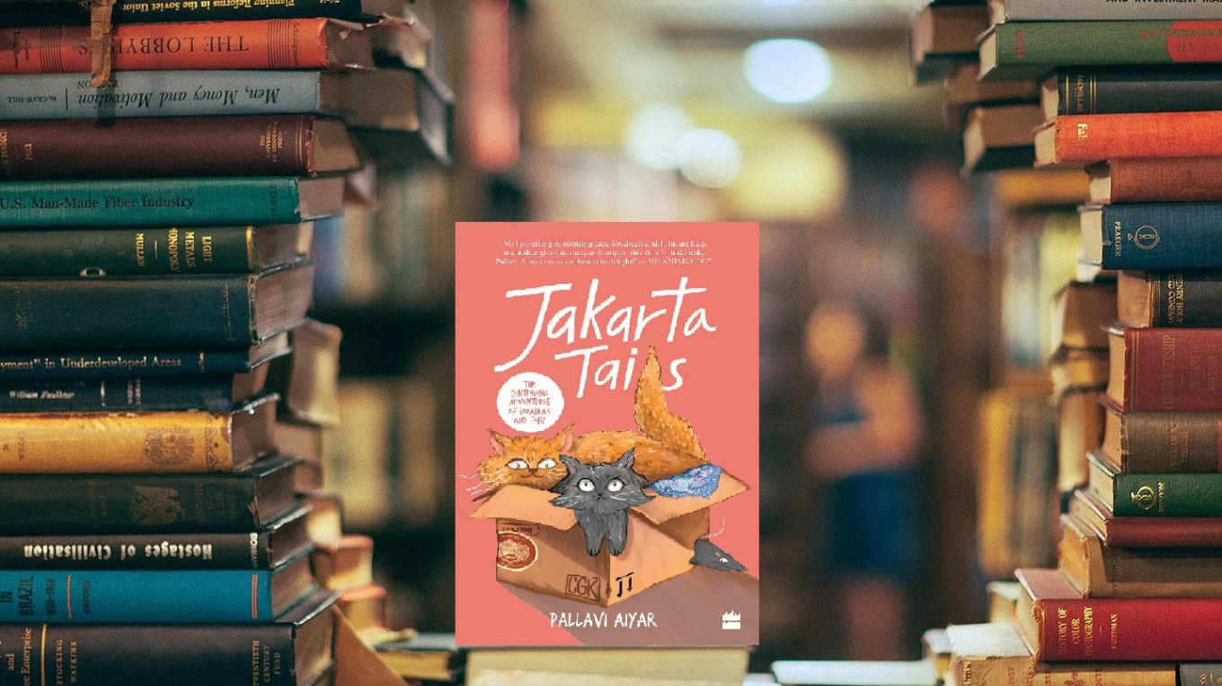 'Jakarta Tails': A cat's-eye view of human flaws