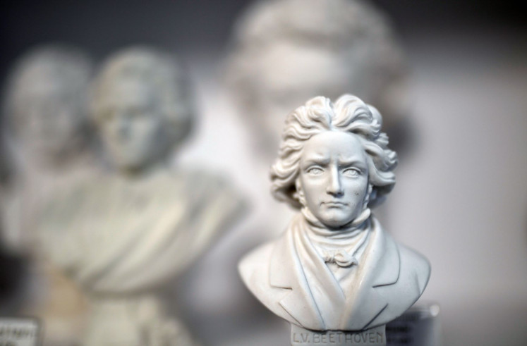 Concerts chronicle the adventurous life of Beethoven