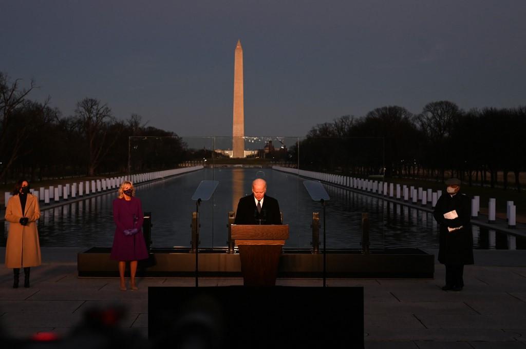 Joe Biden to be sworn in as 46th US president, ending Trump era