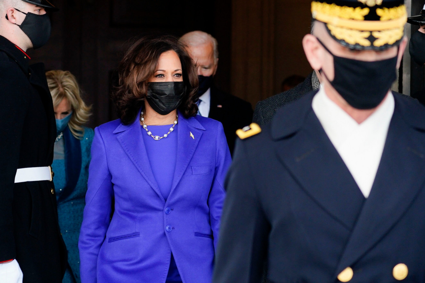 Trailblazer Kamala Harris: America's first woman vice president