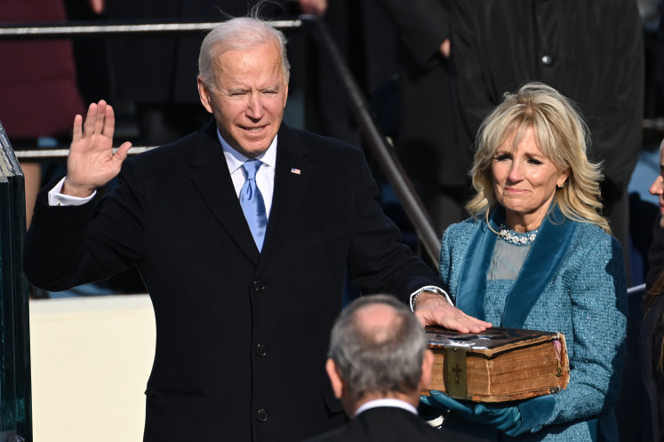 Biden should lead on better climate solution than Paris Agreement