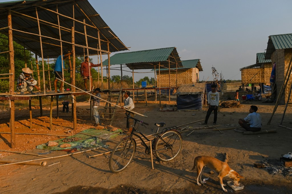 Myanmar's displaced Christians rebuild lives on Yangon's outskirts