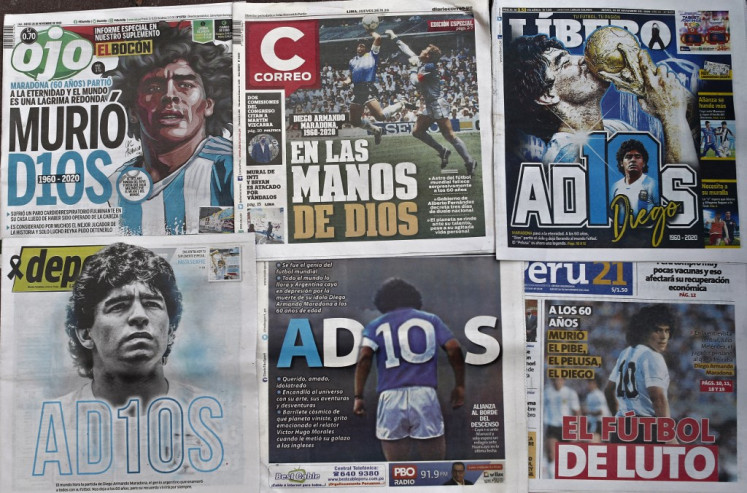 Latin American newspapers bet on digital subscriptions