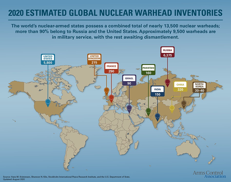 A nuclear weapons-free world for future generations