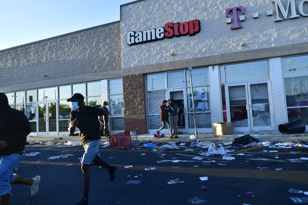 Epic battle over GameStop as 'nerds' take on Wall Street