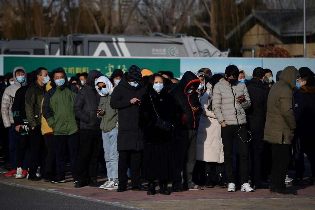 World's largest human migration period begins in China amid pandemic