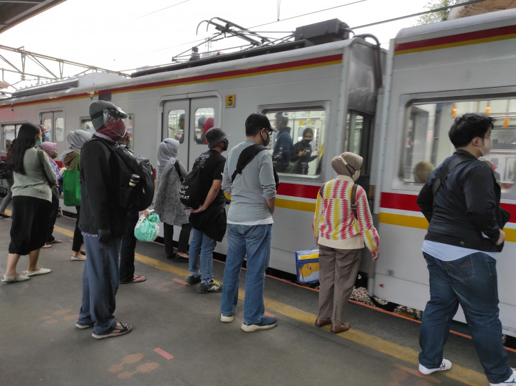 Yes, COVID-19 figures in Jakarta have dropped. But the public must remain alert