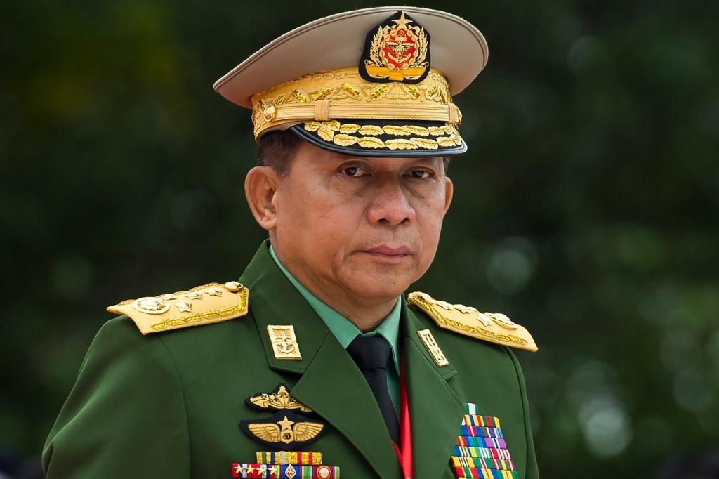 Myanmar military chief to attend ASEAN summit: Thai govt