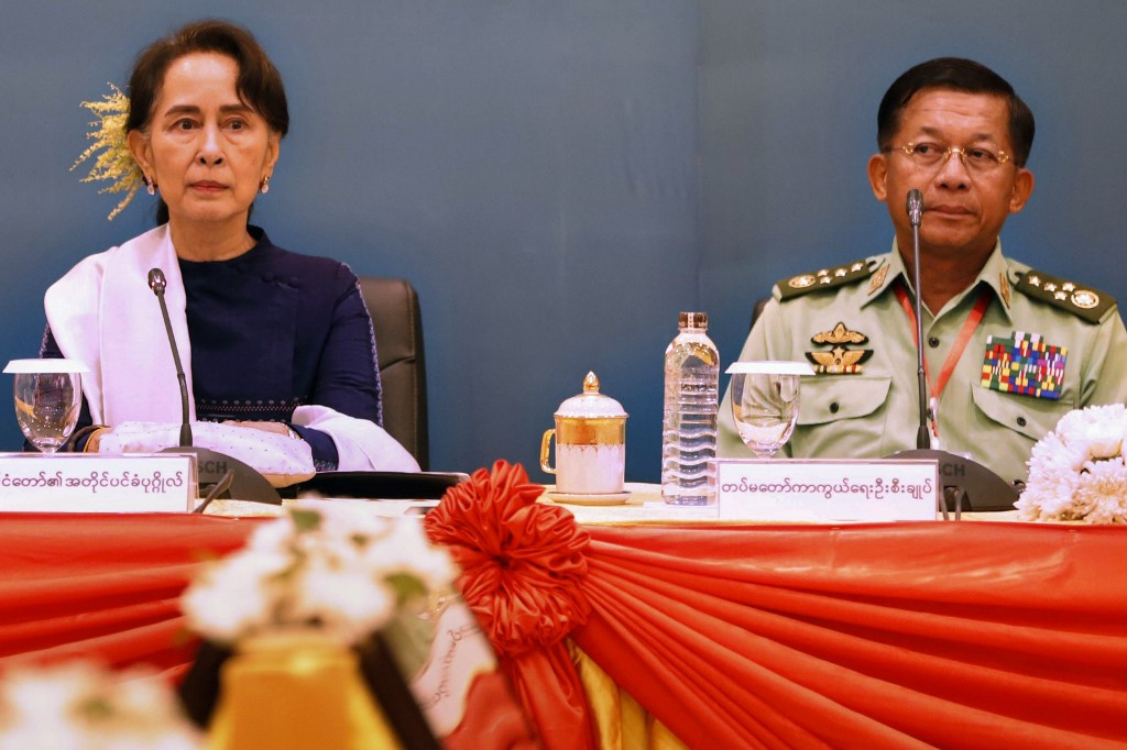 Myanmar's economic woes may help persuade junta to end crisis