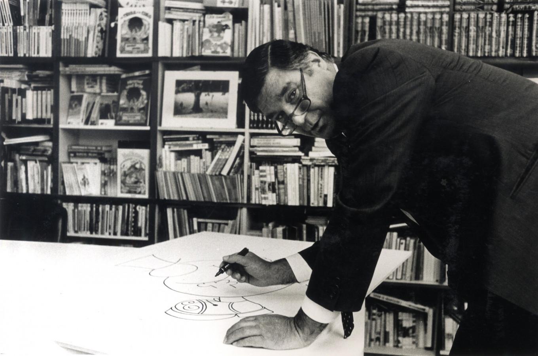 Happy birthday! Mr. Men books turn 50