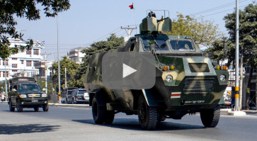 Military coup ends Myanmar's transition to civilian rule