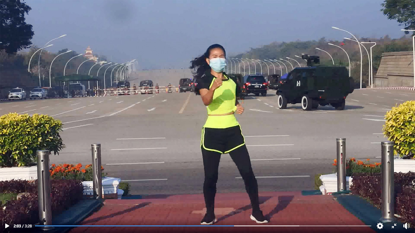 Dance Dance Revolution: Viral coup video unwittingly spotlights Indonesia's affinity to Myanmar