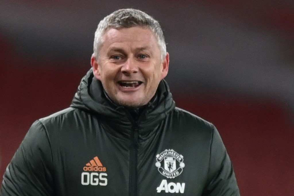 Solskjaer says Manchester United found spark again after win over Saints