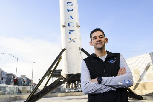 For billionaire Jared Isaacman, the space tourism era begins - Science &  Tech - The Jakarta Post