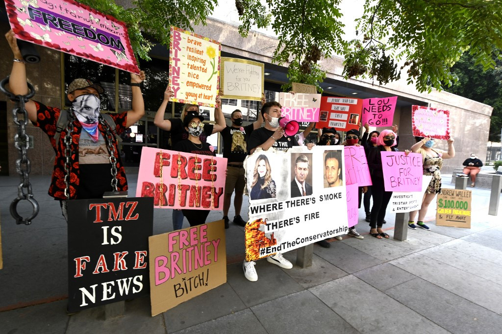 Pop phenom, tabloid target: the fight to #FreeBritney