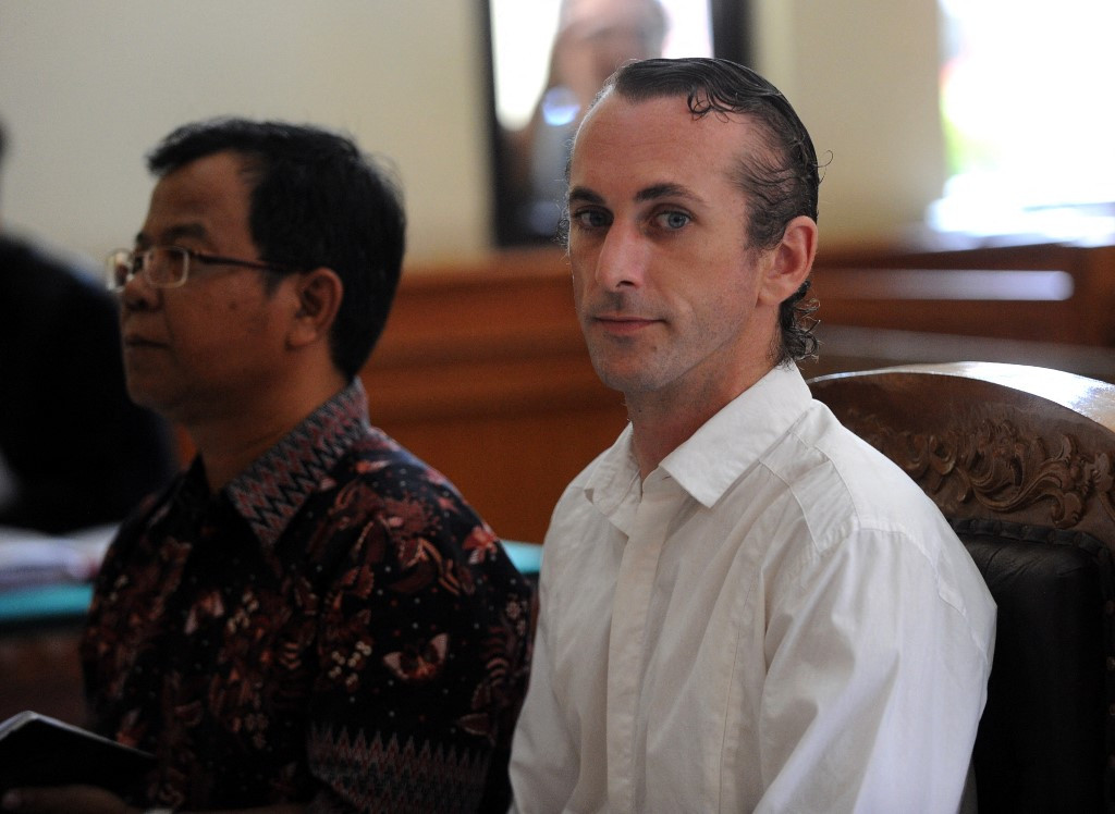 Briton convicted in Bali cop killing freed from prison today