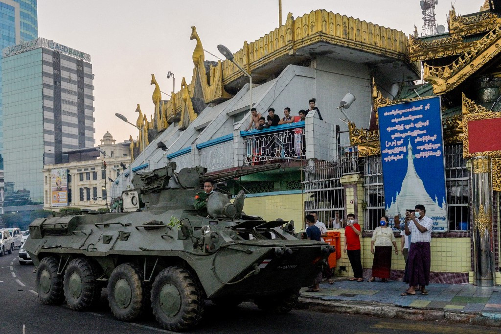 ASEAN must stop Myanmar from becoming cold war theater