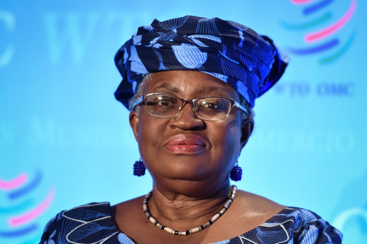 Nigeria's Okonjo-Iweala set to be first woman named WTO boss