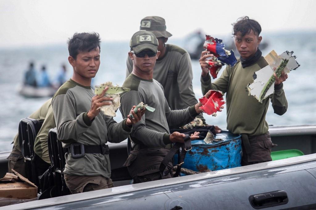 Crashed Sriwijaya Air passenger jet's cockpit voice recorder found: ministry