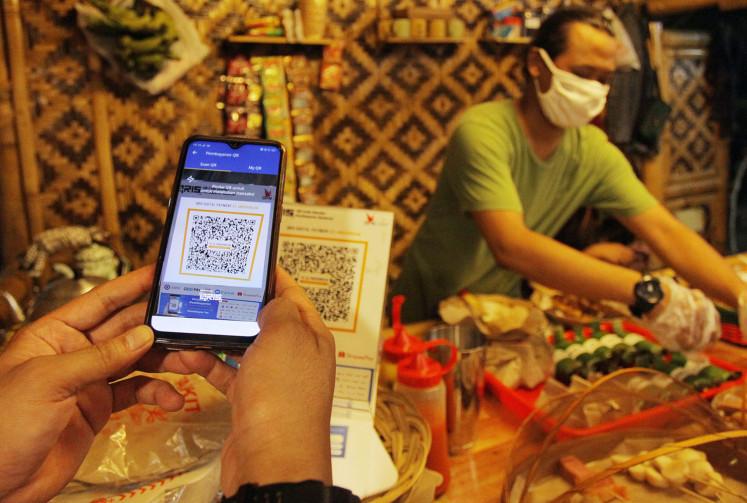 Mandiri Digital Mandiri Provides Online Financial Transaction Services In Health Sector Inforial The Jakarta Post