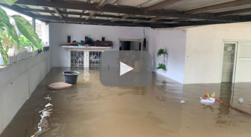 Floods hit Greater Jakarta after heavy rainfall