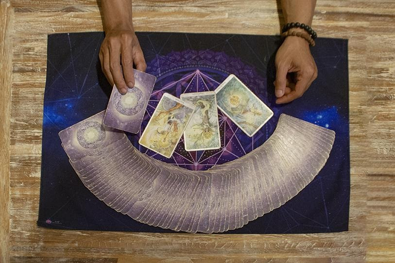 All cards on the table: Twitter's tarot card masters