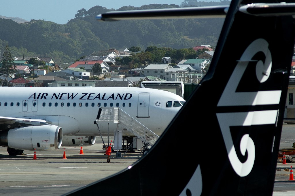 Air New Zealand to trial digital Covid 'vaccination passport'