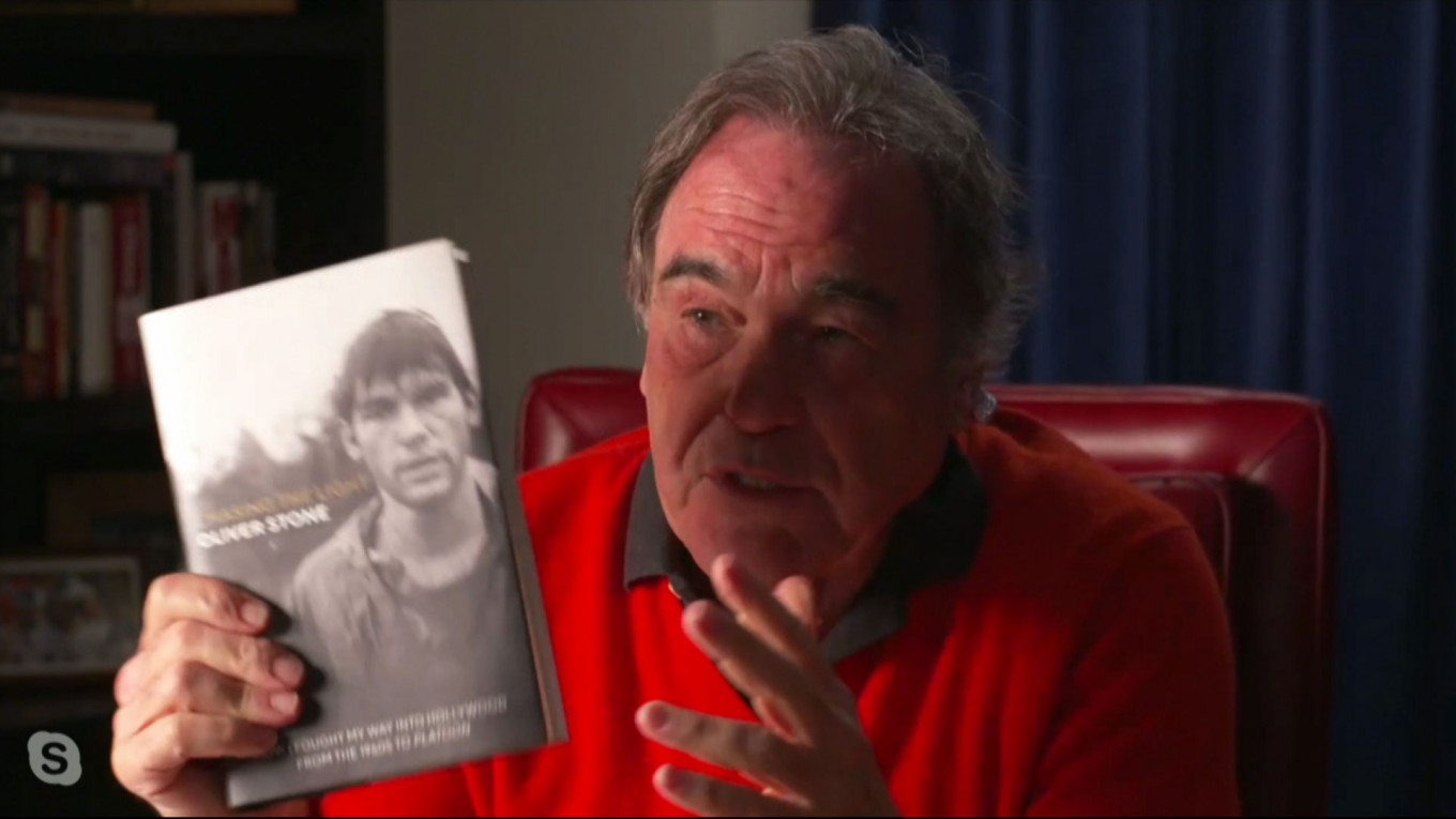 Oliver Stone in the struggle for truth