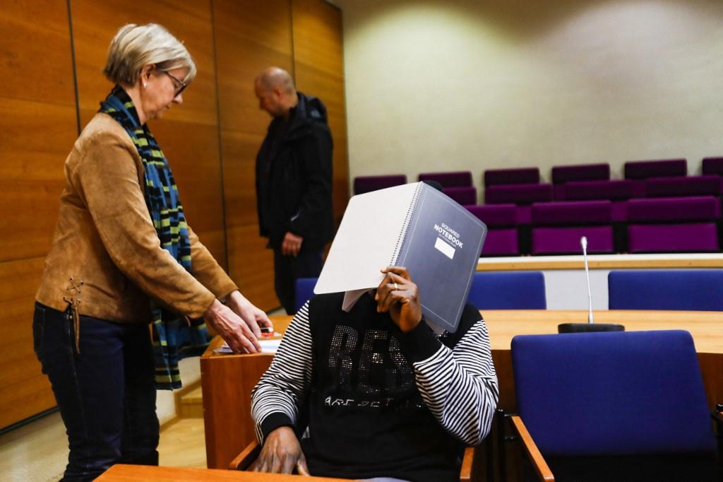 Hearings begin in landmark Liberia war-crimes trial