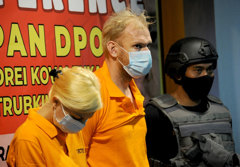 Russian fugitive nabbed in Bali after dramatic escape
