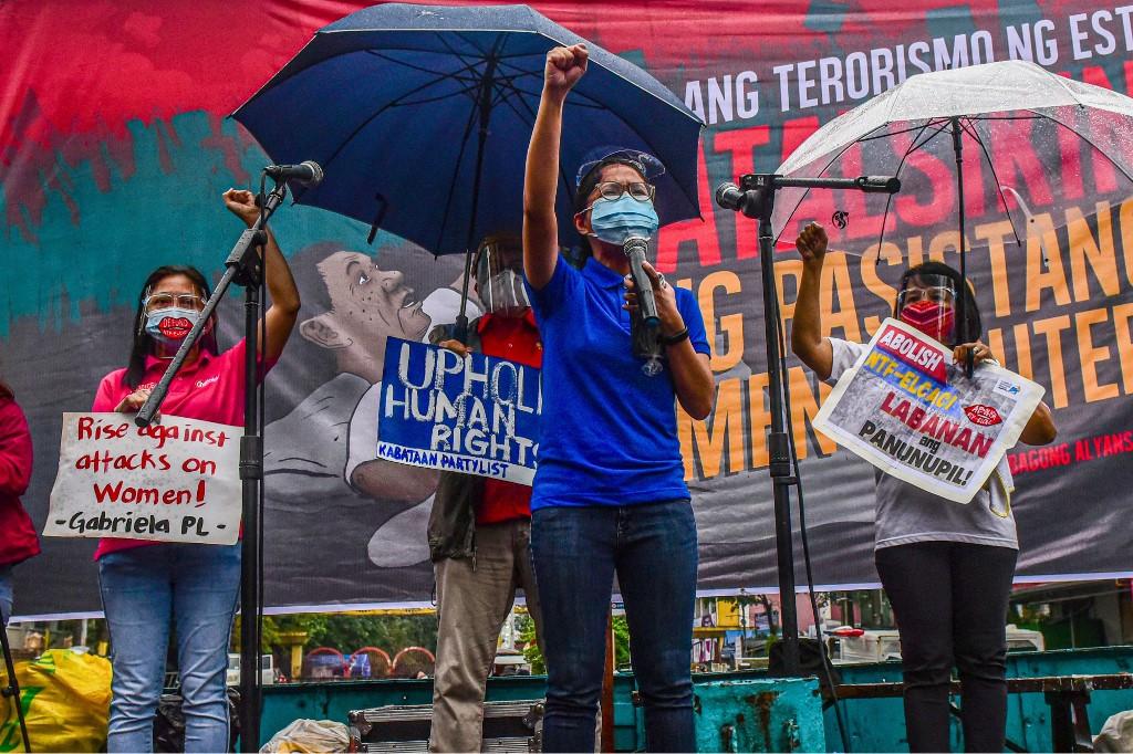 Philippine critics in firing line of anti-communist misinformation war