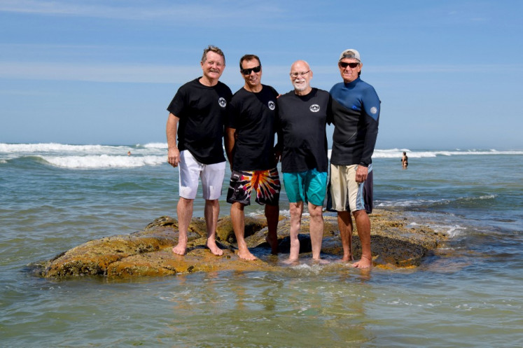 'Bite Club': Shark attack survivors find solace in unity