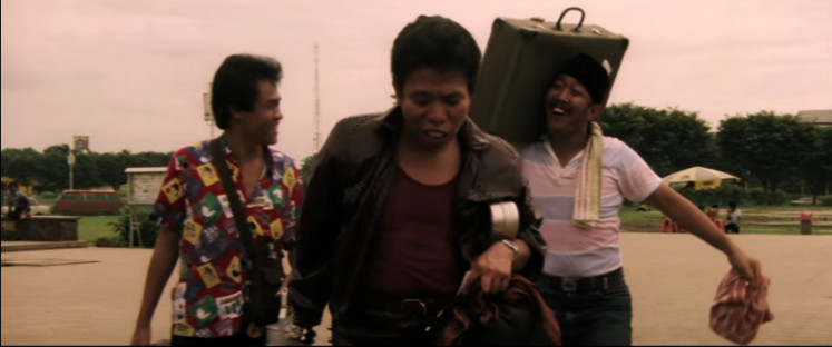 Indro Warkop picks his favorite Warkop DKI films: Revisiting Indonesia's iconic comedy trio