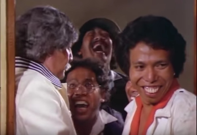 'Manusia Enam Juta Dollar' (1981) was a parodic take on the American TV show, 'The Six Million Dollar Man