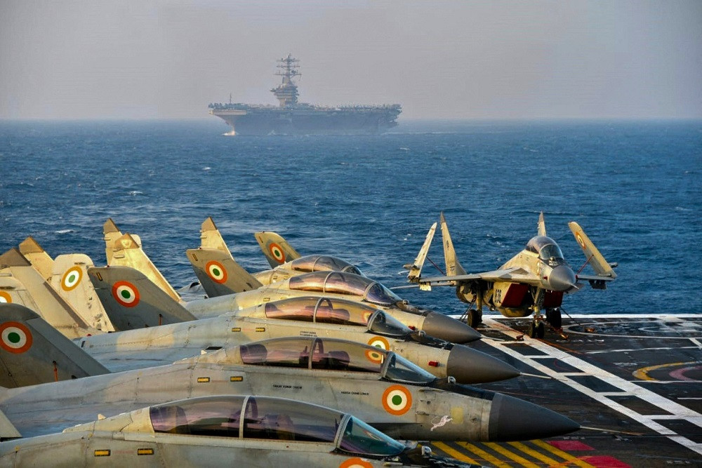 India to join French-led naval exercise with other Quad nations