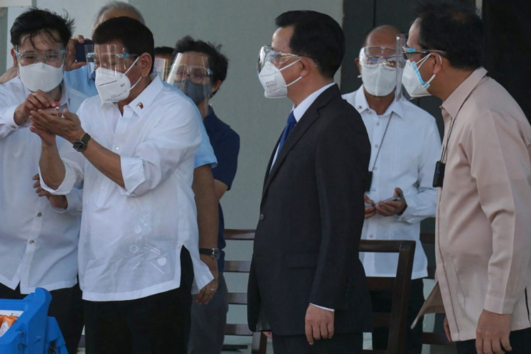 Beijing reopens borders to Philippine recipients of Chinese-made jabs