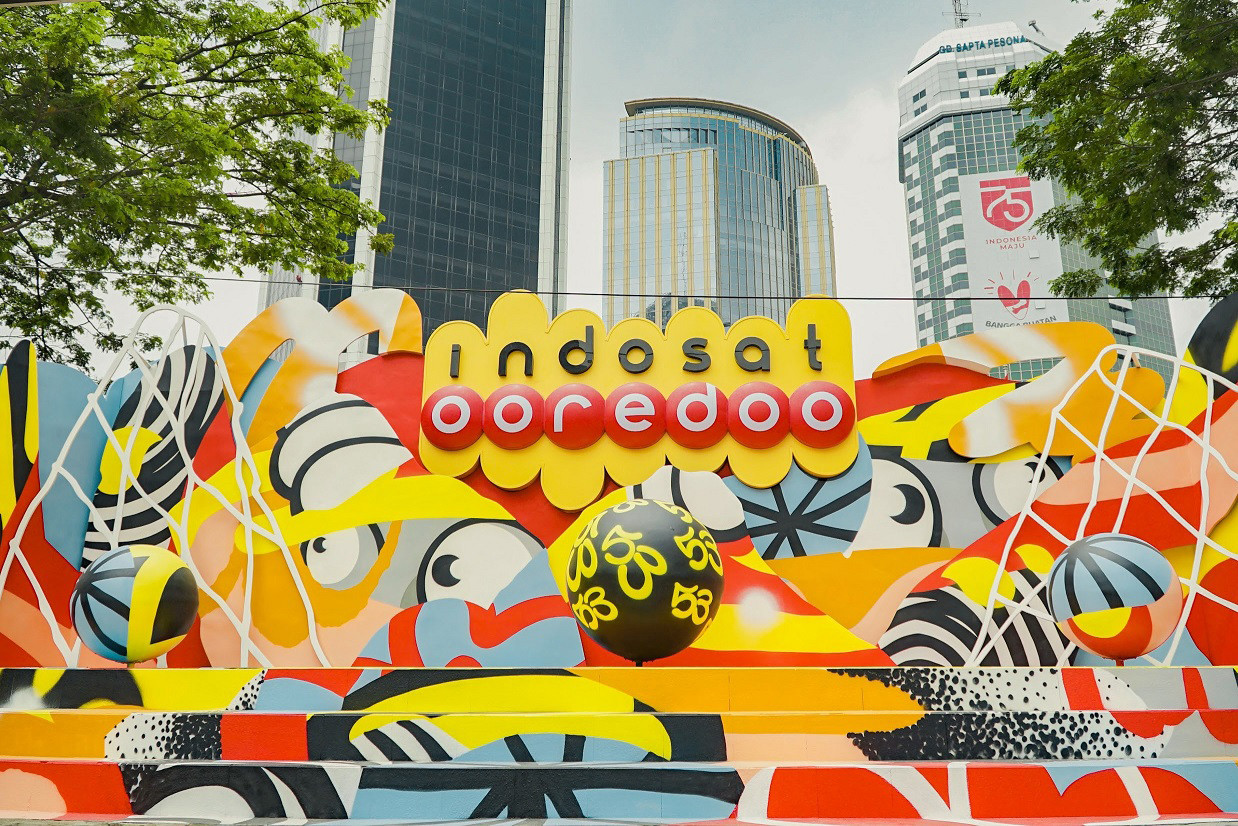 Indosat Ooredoo forges new digital partnerships as it builds growth momentum