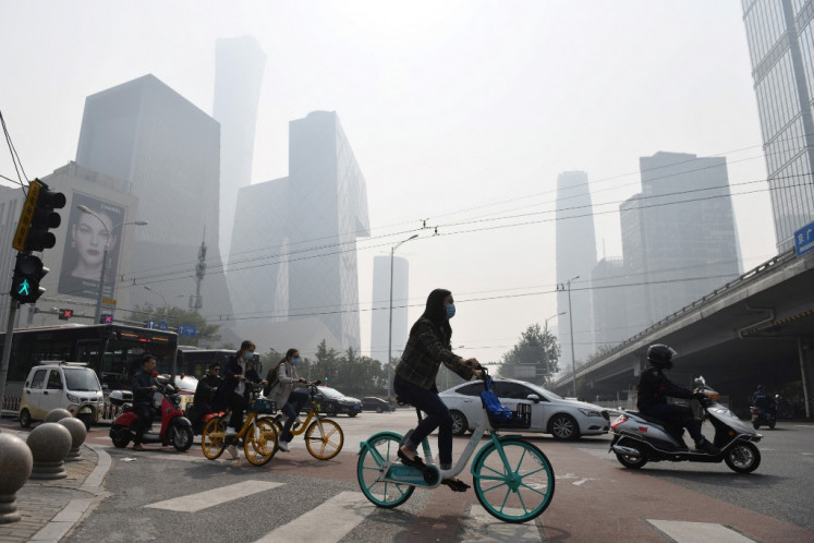 CO2 pollution bounces back to pre-pandemic levels: Report