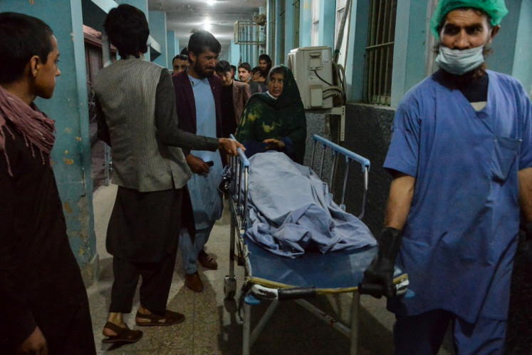 Three female media workers shot to death in eastern Afghanistan