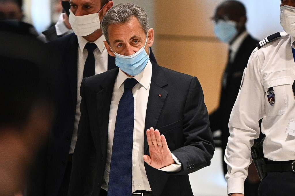 France's Sarkozy says could take case to European human rights court