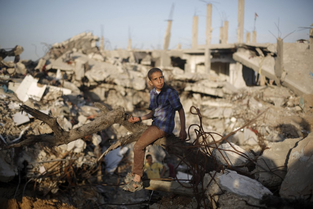 ICC opens Israeli-Palestinians war crimes probe