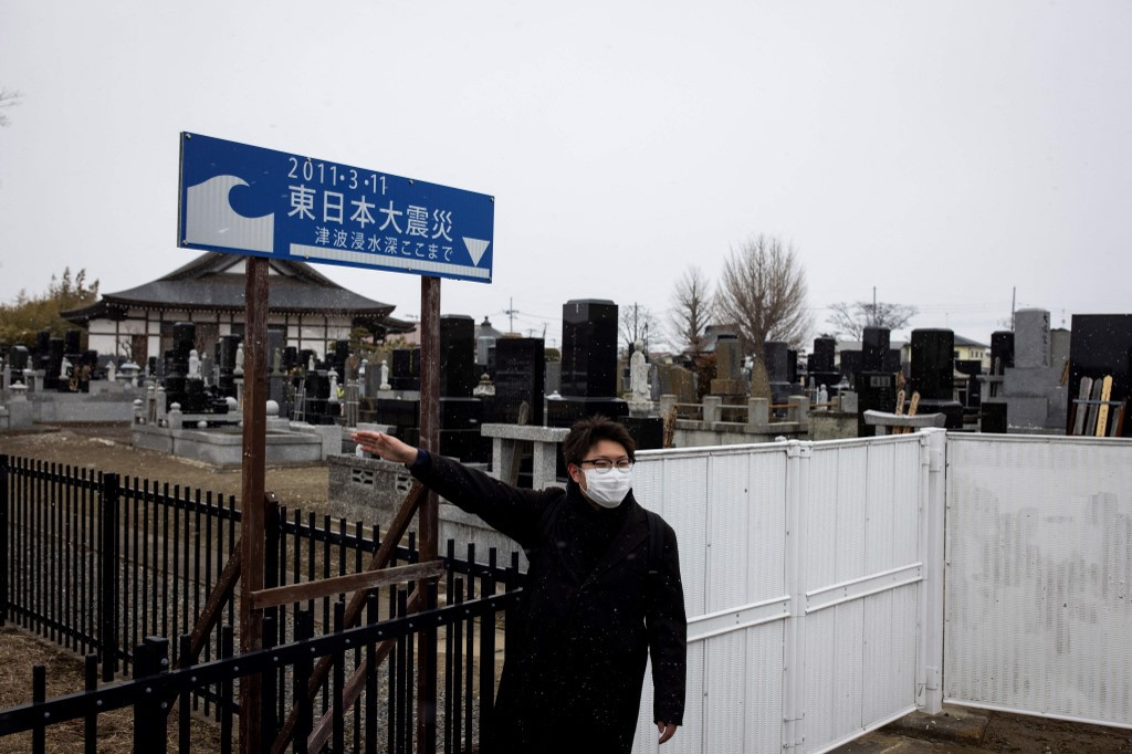 Japan's children of the tsunami shaped by tragedy