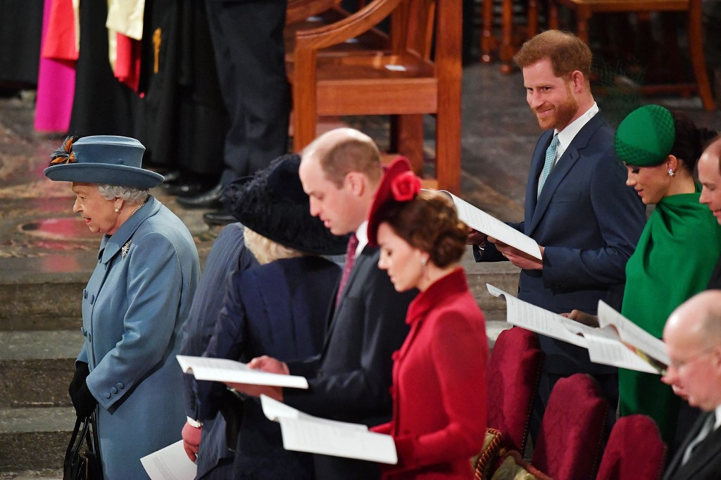 Royal row with Harry and Meghan heats up before Oprah interview