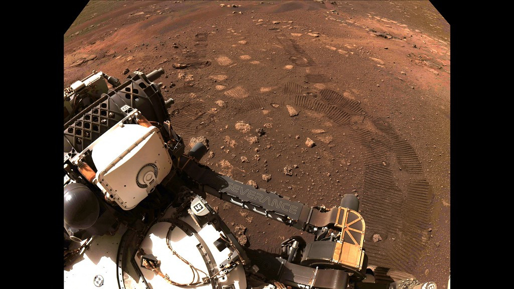 In first, Perseverance Mars rover makes oxygen on another planet