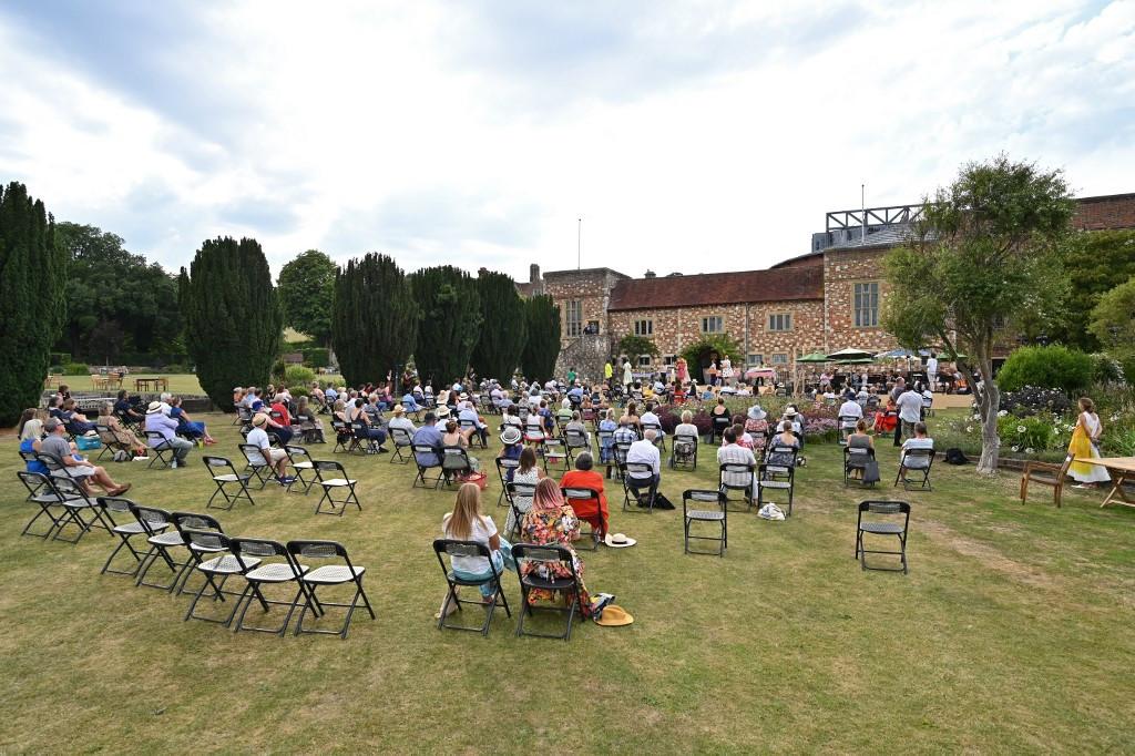 Socially distanced Mozart? An English festival's thorny COVID choices